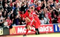 First Derby in 1999